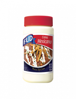 Mexican Style Cream