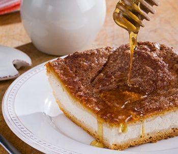Sopapilla-Style Cheesecake